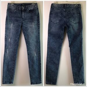Buffalo David Bitton Hope Skinny Jeans -E14